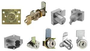 Cam Locks | Desk Locks | Drawer Locks | File Cabinet Locks | Furniture Locks