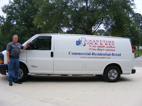 Locksmith to rekey locks Atlanta