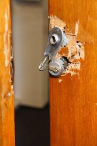 Replace Broke Locks