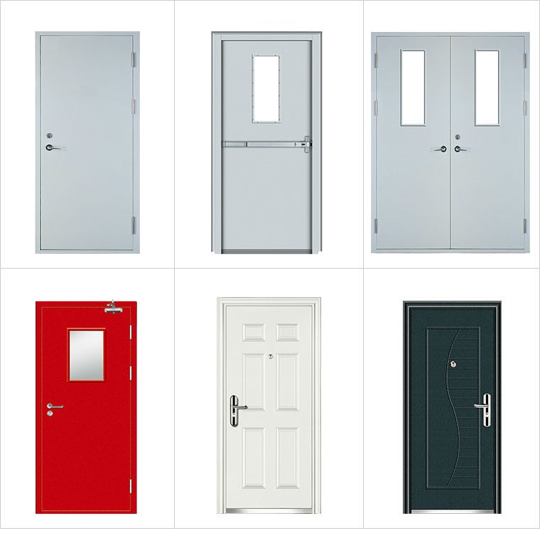 Commercial Exit Doors With Push Bars & Closers Atlanta